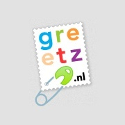 Logo Greetz geboortekaartjes