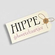 Logo Hippe geboortekaartjes