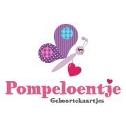 Logo Pompeloentje geboortekaartjes